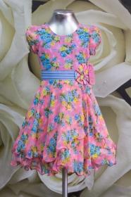 Платье детское 061/9 голубой