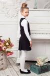 Комплект: юбка + жилетка К/001/021/2