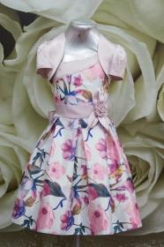 Платье 041/1 пудра