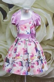 Платье 041/3 розовый