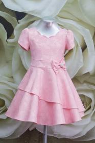 Платье 063/1 розовый