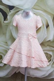 Платье 063/3 персик